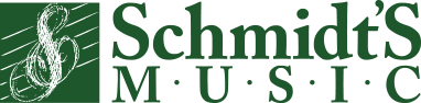 Schmidt's Music - logo