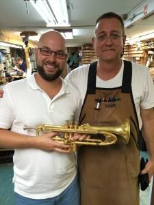 Mark Levron & Michael Glenn - 070115