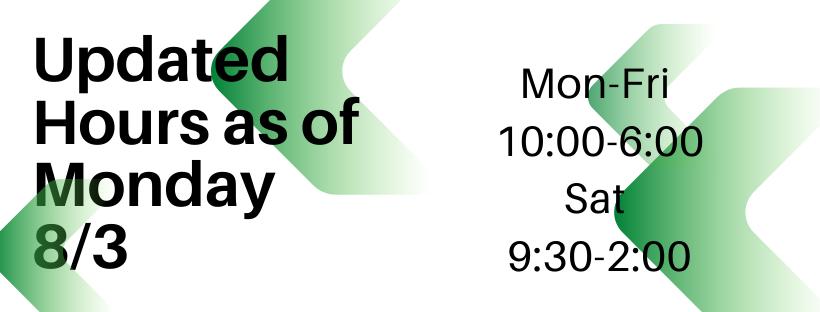 hours update 8.3